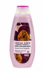 Крем-гель для душу Fresh Juice Passion fruit&Magnolia 400 мл