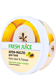 Крем-олія для тіла Fresh Juice Asian Pear&Papaya 225 мл